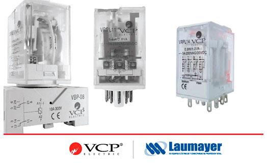 RELES-DE-CONTROL-UNIVERSALES-VCP-ELECTRIC