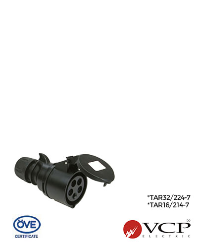 20-toma-aerea-negra-ip-44-logo